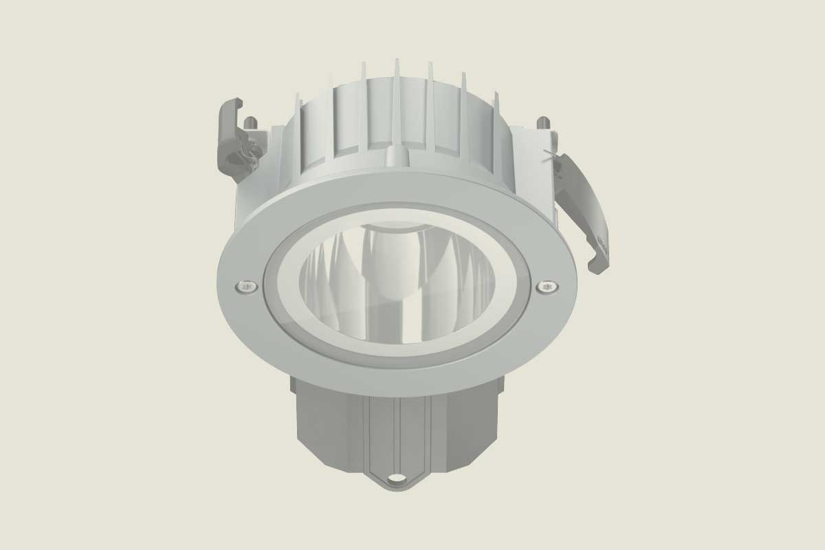 Product landing ext downlight