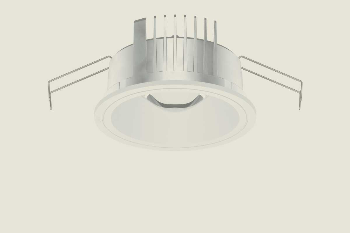 Product landing int downlight